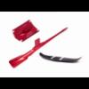 KIT FOIL ALA TRASEA + FUSELAJE + BASE AXIS S-Series REAR WING BOX 40