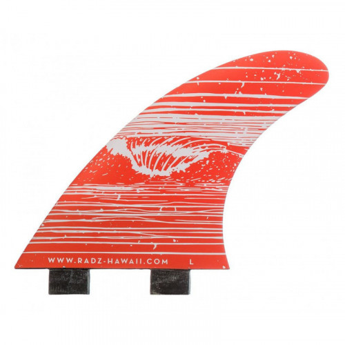 QUILLAS SURF RADZ HAWAII SUNSET L FCS