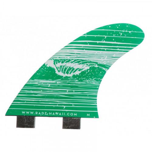 QUILLAS SURF RADZ HAWAII SUNSET M FCS