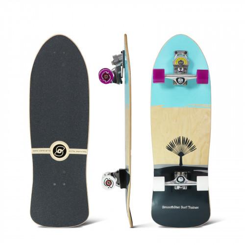 Surfskate Gussie AVALANCHE 31″ by Slide Surf Skateboards.